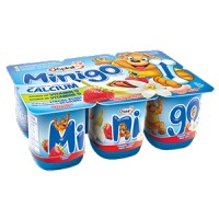 + Yoplait Minigo yogurt mix 6x 60g