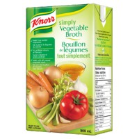 + Knorr broth 900ml