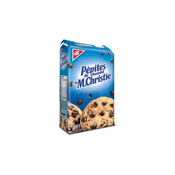 + Christie Chips Ahoy cookies 300g
