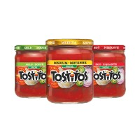 + Salsa Tostitos 418g-423g