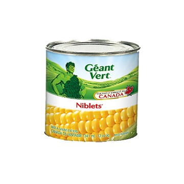+ Green Giant canned niblets 341ml