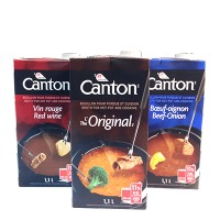 + Canton fondue broth 1.1l