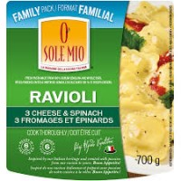 + O'Solemio fresh pasta 700g (family pack)