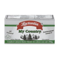 + Beurre Lactantia My Country 454g