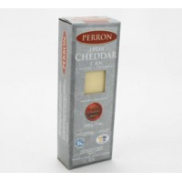 Fromage cheddar Perron vielli 1 an 170g