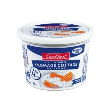+ Sealtest cottage cheese 500g