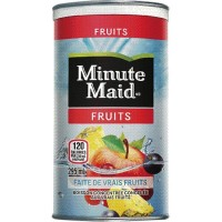 + Punch concentré surgelé Minute Maid 295ml