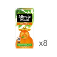 + Minute Maid juice 8x 200ml pack