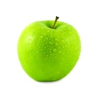 Granny smith apple (one)