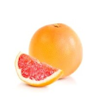 Pink grapefruit (one)